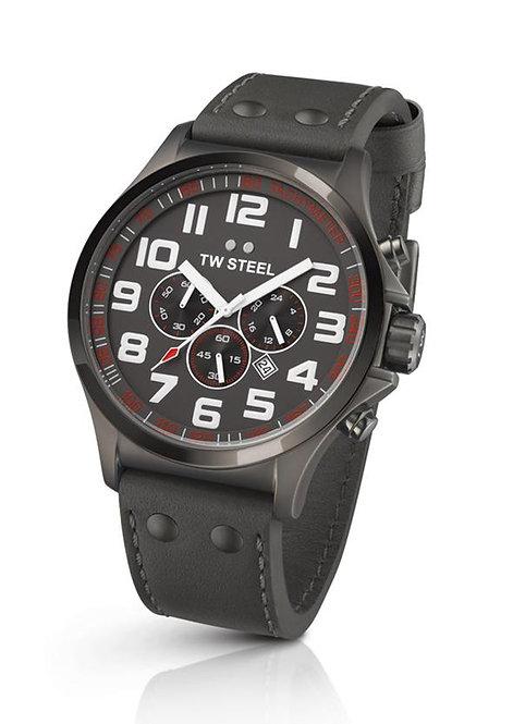 TW Steel Mens Pilot Chronograph Watch, TW422