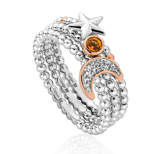 Clogau Out Of This World Ring, 3SOTWR1.