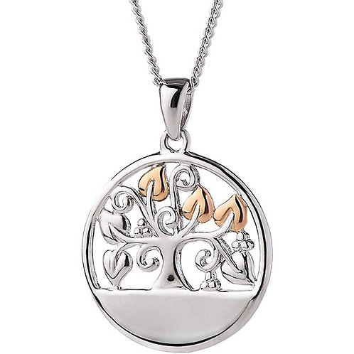 Clogau Tree Of Life Pendant, 3STLECP.