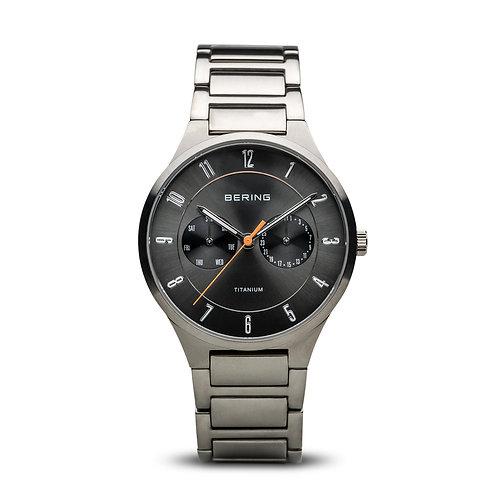 Mens Bering Stainless Steel Watch 11539-779