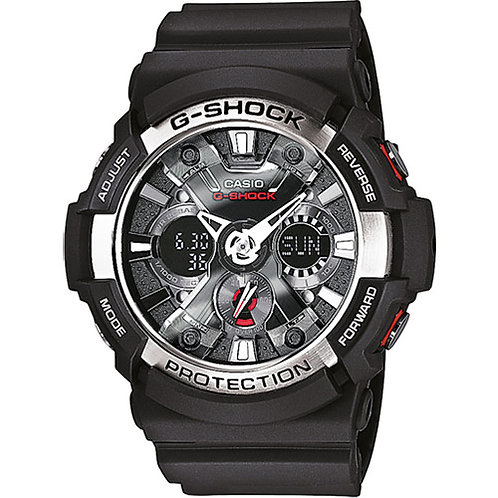 Mens Casio G-Shock Watch, GA-200-1AER.