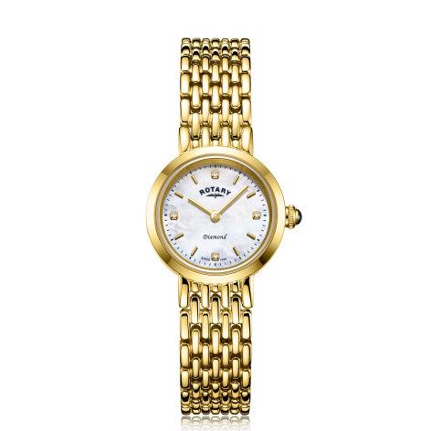 Rotary Ladies Diamond Set Watch, LB00900/41/D.