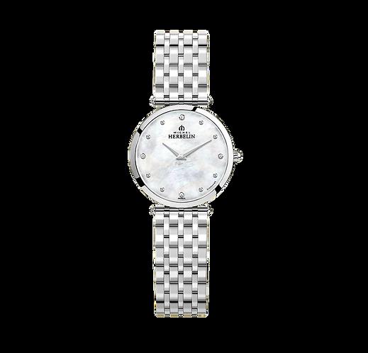 Michel Herbelin Ladies Epsilon Watch, 17116/B89.