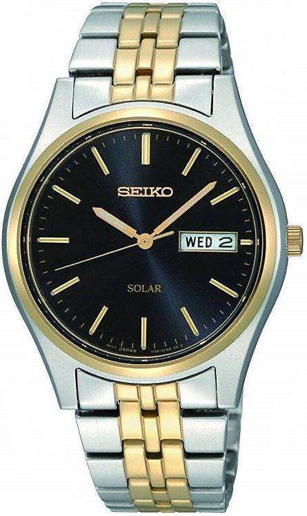Seiko Mens Solar Watch Ref. SNE034P1