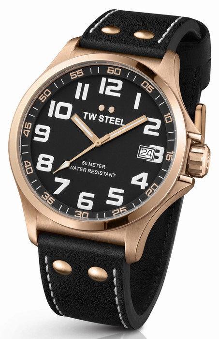 TW Steel Mens Pilot Watch, TW416