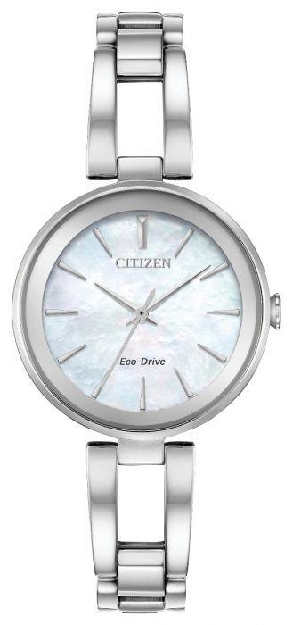 Citizen Ladies Silhouette Watch, EM0630-51D.