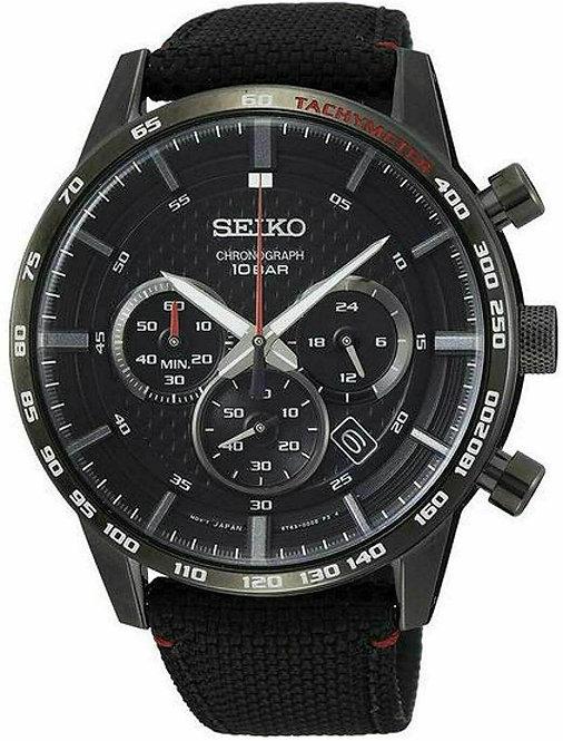 Seiko Mens Quartz Chronograph Watch Ref. SSB359P1