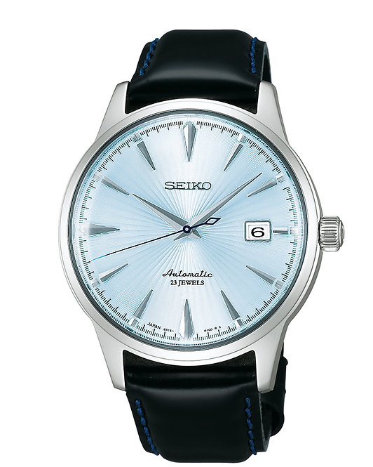 Seiko Mens Automatic Presage Watch, SARB065J.