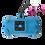 Thumbnail: New Bone Shape Dog Poo Bag Dispenser with a Bag roll -15 Bags