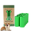 Thumbnail: 8 Rolls Compostable Dog Poop Bags, Biodegradable , Unscented 9 X 13inch