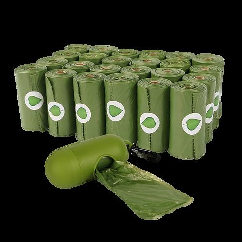 300 Counts Dog Poop Bag Biodegradable Dog Poop Bags Eco-Friendly