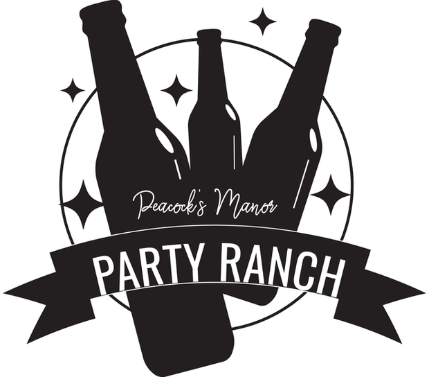 Party Ranch Peacock's Manor