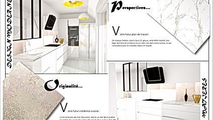 Projet cuisine en 3D