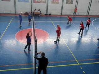 Открытое первенство Крымского района по волейболу
