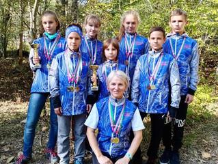 Чемпионат и Первенство Краснодарского края по спортивному ориентированию 2020