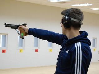 Краевые соревнования по стрельбе