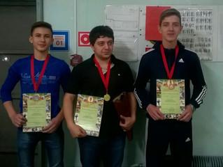 Чемпионат Новороссийска по пулевой стрельбе