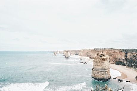 Klippor och hav