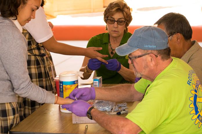 Annual Community Health Screening