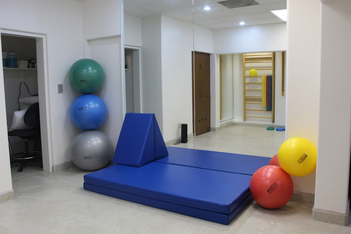CIFO Physical Therapy room