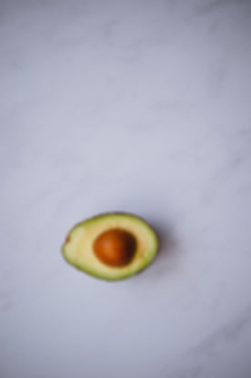 Avocado with Seed
