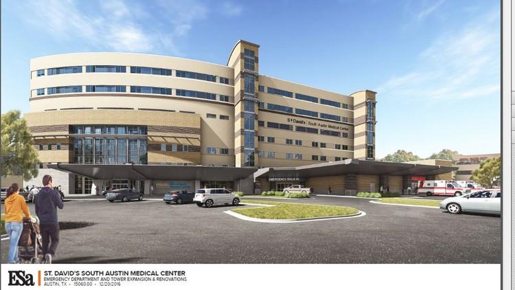 St. Davids South Hospital