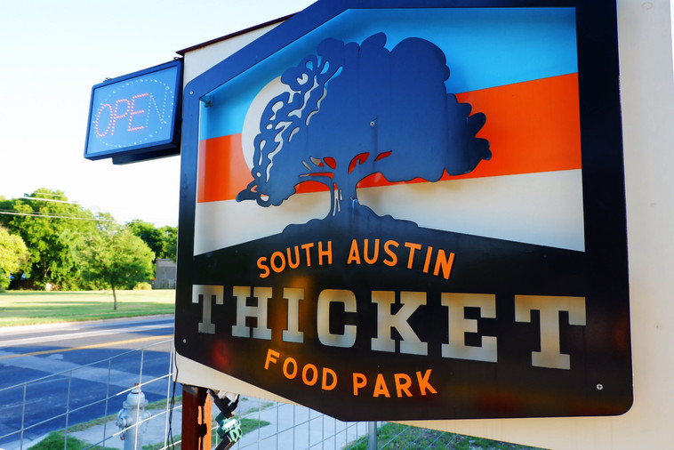 South Austin Thicket Food Park