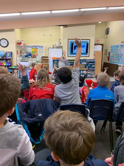 Engaging with our guest author