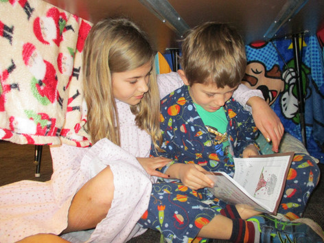 Sibling Read-a-thon