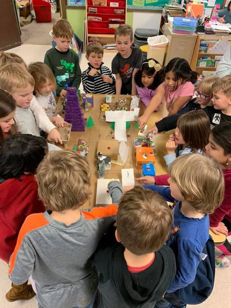 Building a village