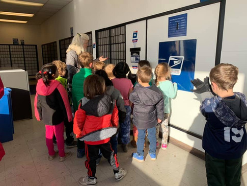 Learning about the Post Office