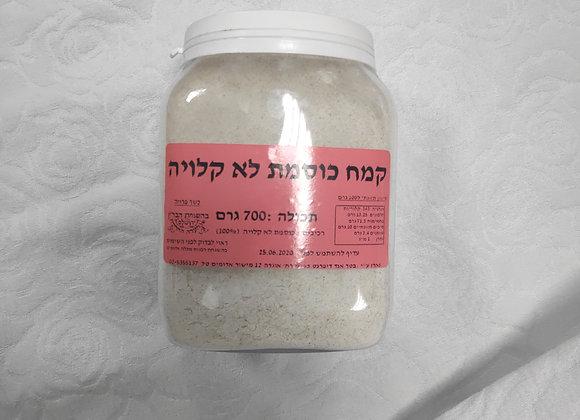 קמח כוסמת קלויה