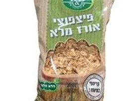 פצפוצי אורז מלא ללא גלוטן 450 גרם