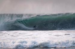 "Jaden on a 5' 9"" in Baja"