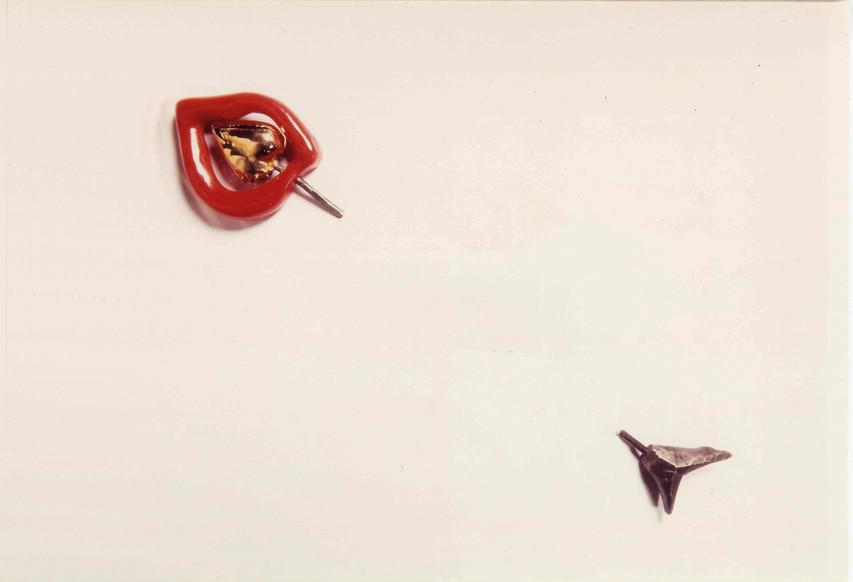 """Broche / TRAVERSÉES / Exposition """"Philtre d'amour"""""""