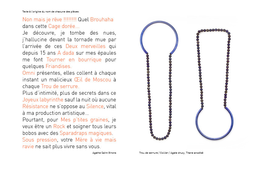 Catalogue Exposition A TAAABLE !!