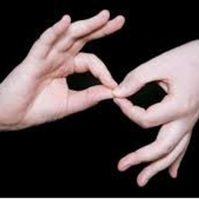 Démarrage stage initiation langue des signes