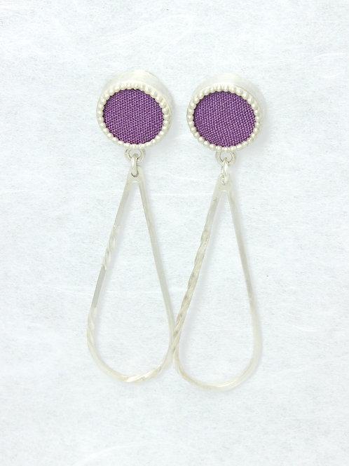 Murasaki earrings