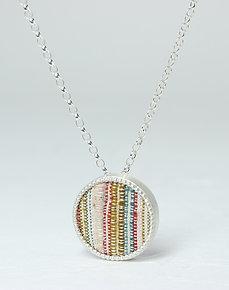 Tsumugi necklace