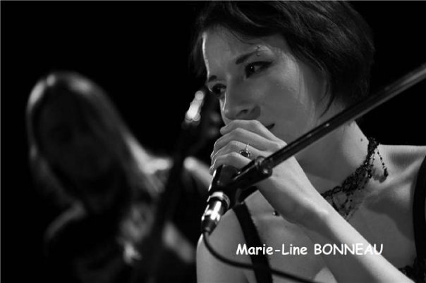 En concert à l'Astrolabe, photo de Marie-Line Bonneau