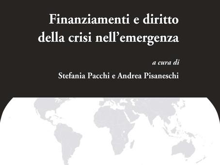Ebook - Finanziamenti e diritto della crisi nell'emergenza