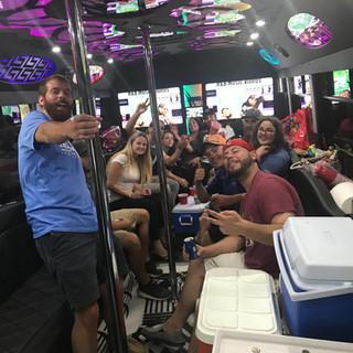 Birthday Celebration -26 Passenger
