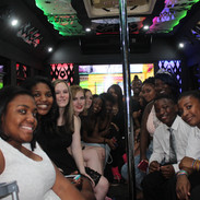 Prom -16 Passenger Party Bus