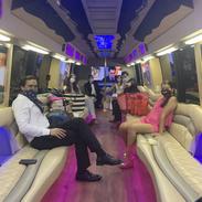 32 Passenger Party Bus