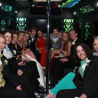 Prom- 16 Passenger