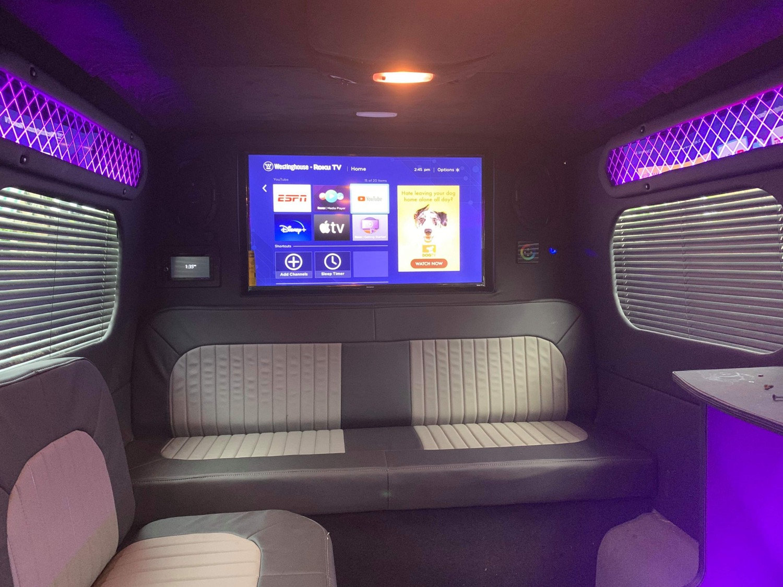 5 Hour Mercedes Party Bus Rental (7)