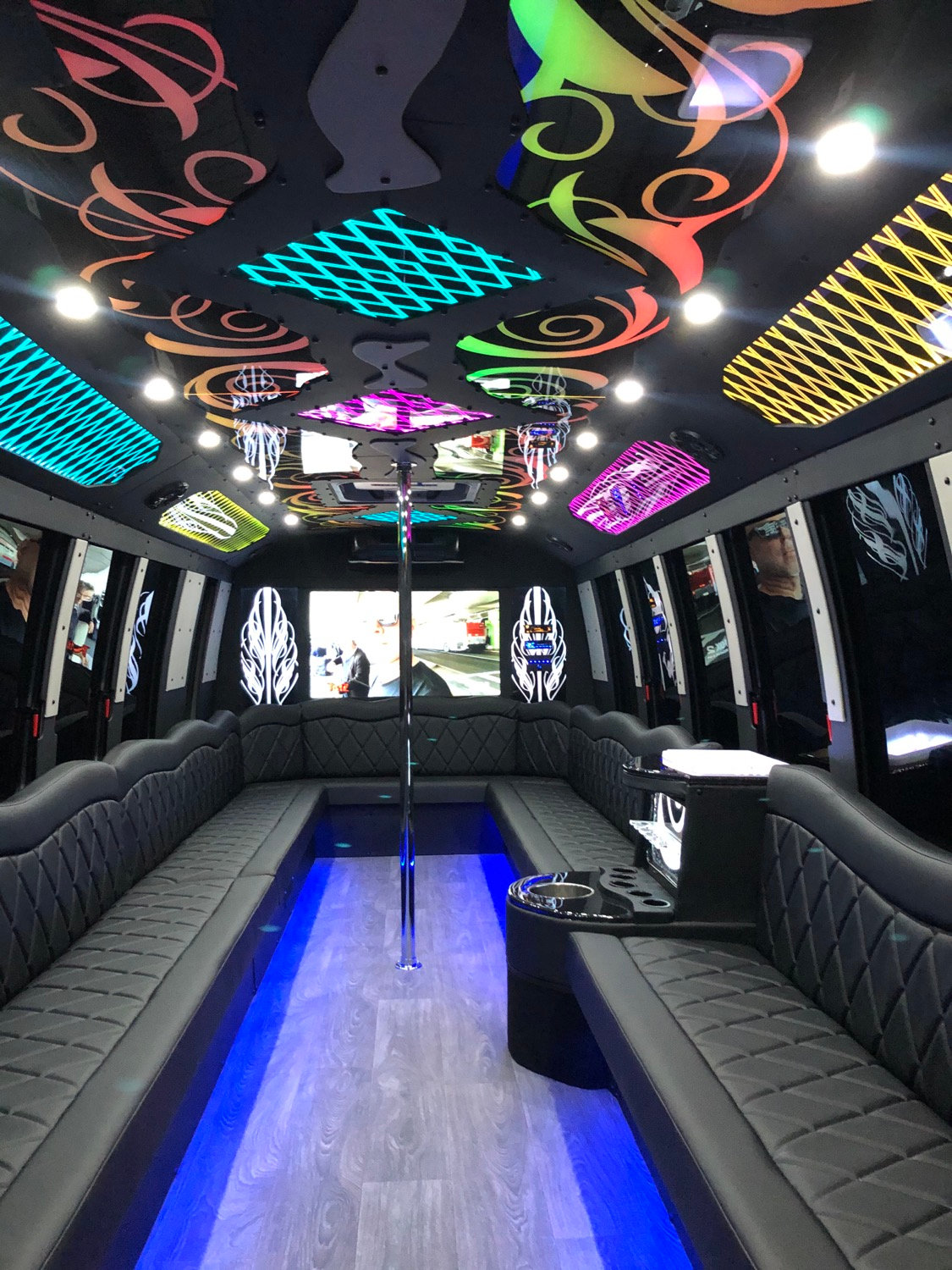 4 Hour Party Bus Rental (22)