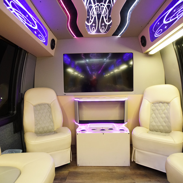 36 Passenger Party Bus