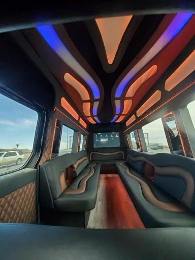 4 Hour Mercedes Party Bus Rental (12)
