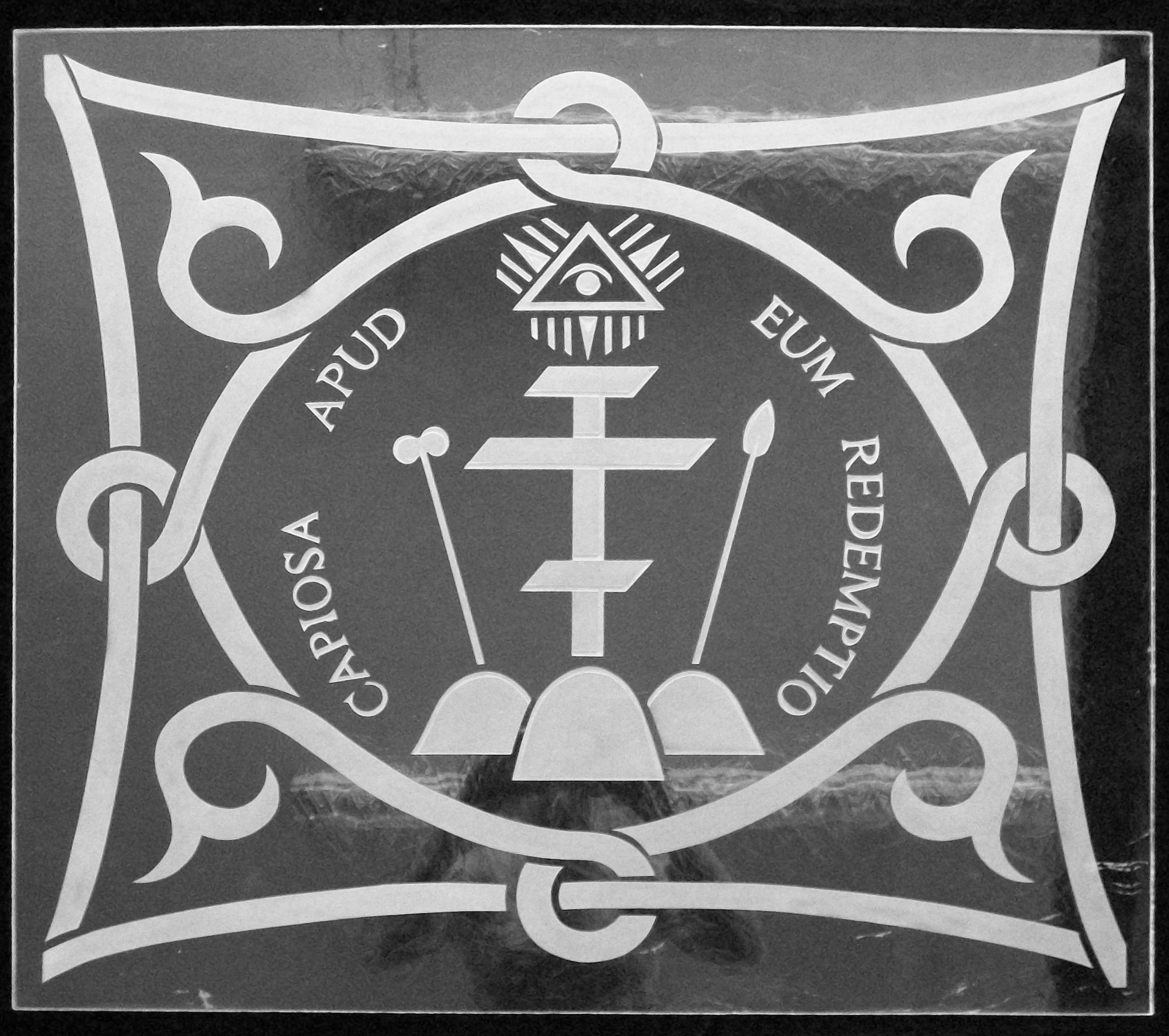 Crest and Motto of the Redemptorists